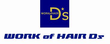 荻窪  床屋 理容室 × 美容院  WORK of HAIR Ds
